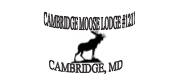 Cambridge Moose Lodge 1211 Logo